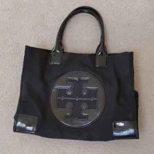 Tory Burch Bags - Tory Burch Large Ella Tote Nylon EUC